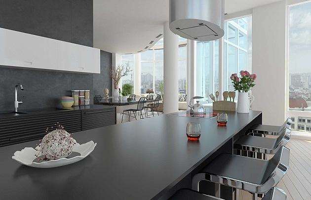 kuchyňský barový pult