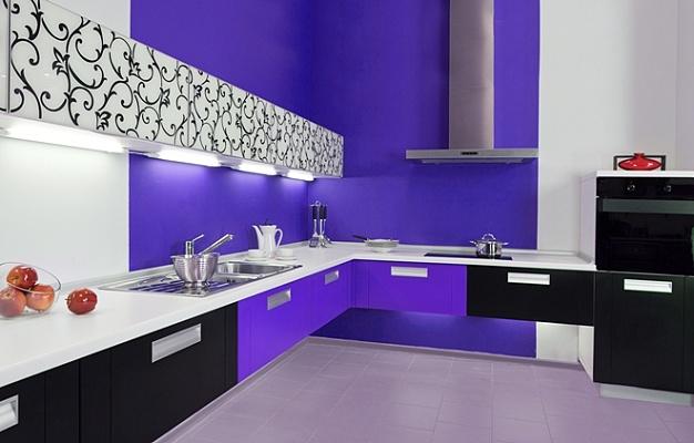 barvy v kuchyni
