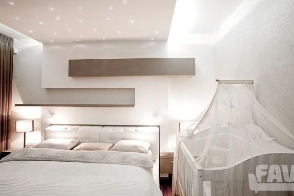 postele do malého bytu
