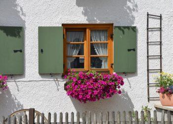 dřevěná okna