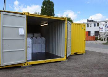skladovací kontejner